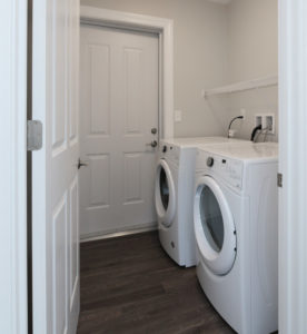 River Meadows Phase II - Laundry Room