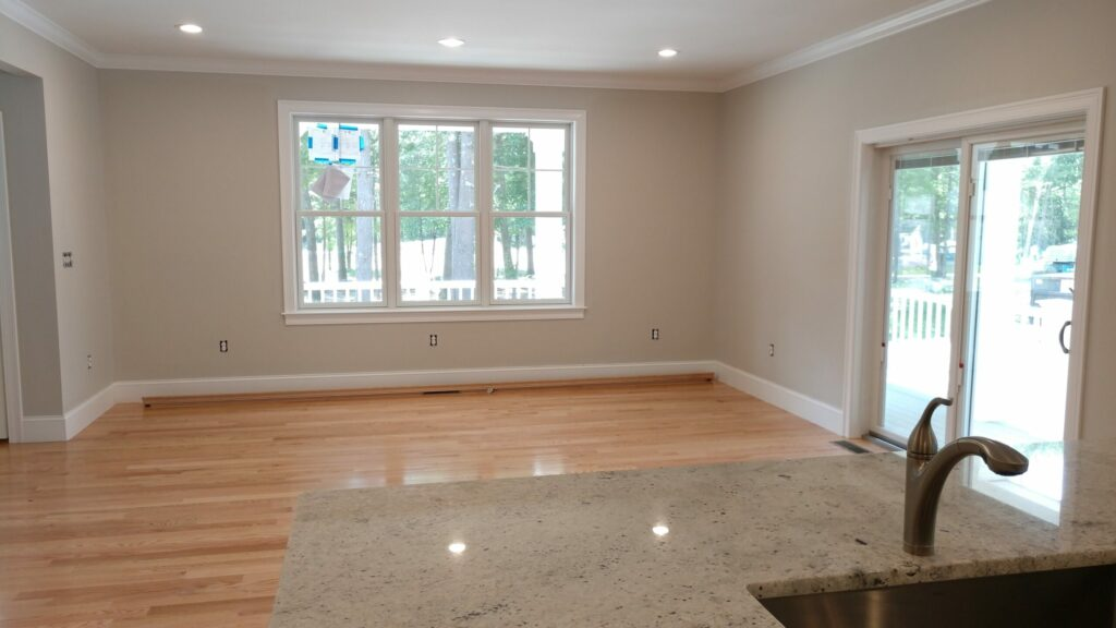 Photograph of Dining Area at Lot 2, 13 Matthew Circle, North Easton MA