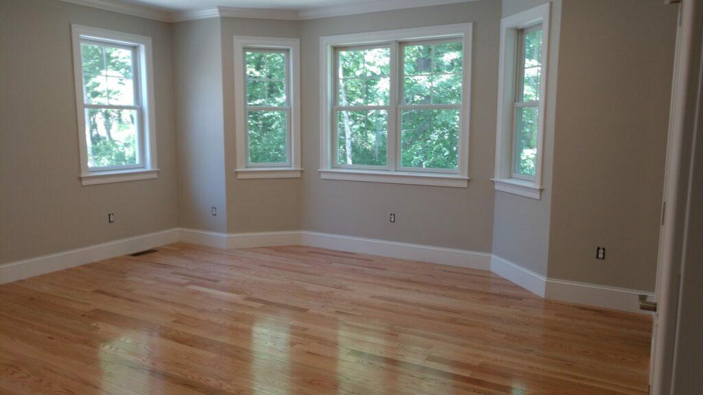 Photograph of Master Bedroom at Lot 2, 13 Matthew Circle, North Easton MA