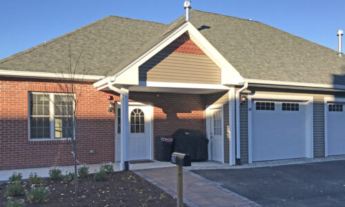 Front Exterior Photograph of 32 Capone Road, Foxboro MA